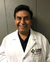 Ernesto Gomez, owner of Per-Foam-Ance by Dr. Energy Saver