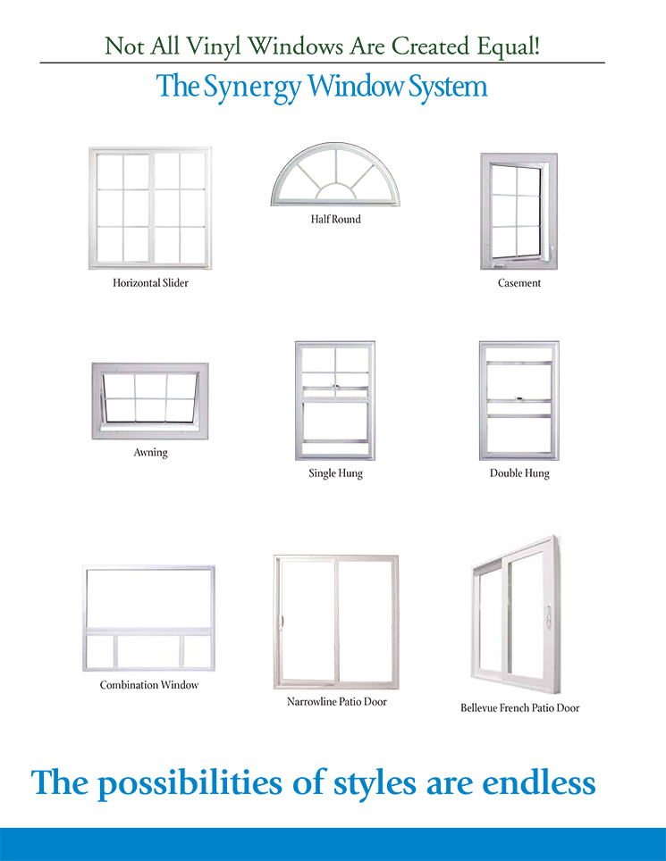 Window Style window styles | spokane replacement windows guide