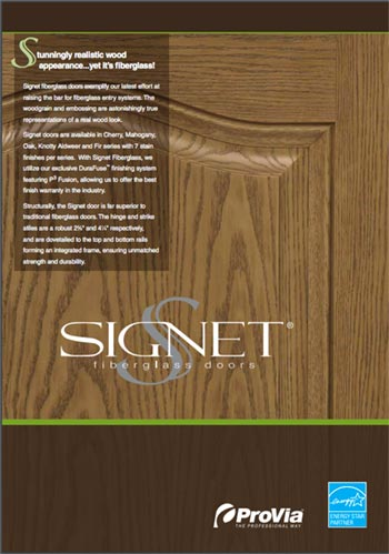 Signet Brochure PDF Download