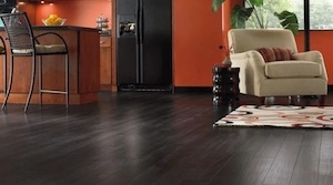 Laminate flooring installation in Woodbridge