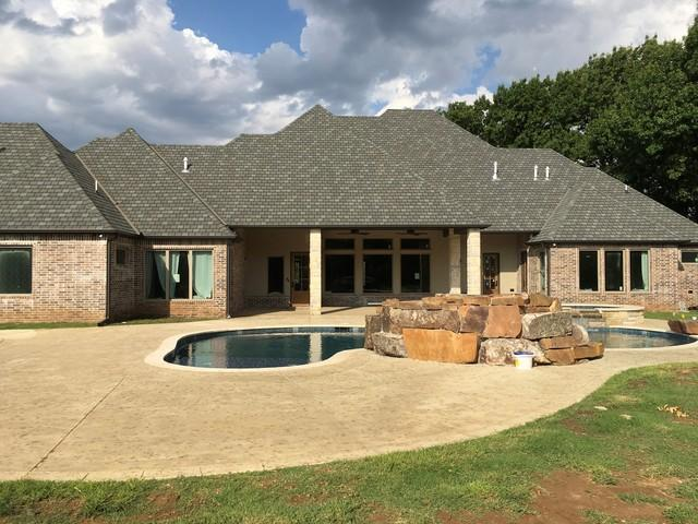 Roof repair in Oklahoma