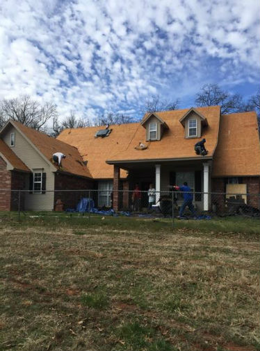 replace your roof in Edmond, OK