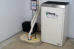 Basement Dehumidifier in PA