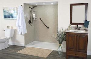 Shower Replacement Contractor In Lake Barrington Lake Zurich - Bathroom remodeling crystal lake il