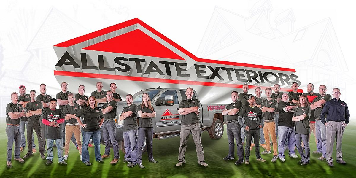 Meet The Team at Allstate Exteriors