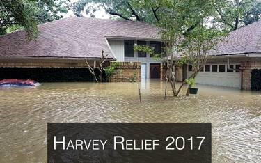 Between August 25th and August 30th, Hurricane Harvey, bringing with it a