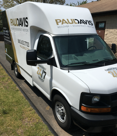 24 hours a day, 7 days a week and 52 weeks a year water damage emergencies by Paul Davis Restoration of Central Connecticut serving Central Connecticut