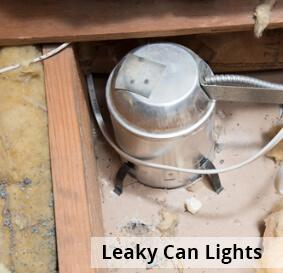 leaky can lights