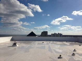 Virginia flat roof repair