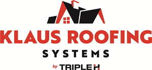 Klaus Roofing Systems by Triple H logo