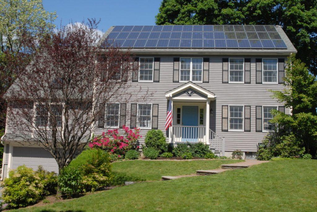 Solar panels on residential roofs is a growing trend, especially in high sun areas. Choosing to install solar panels on...