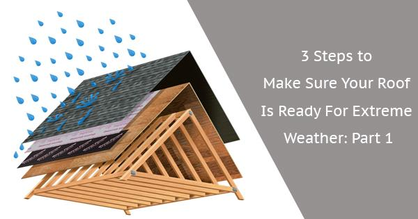 3 Steps to Prepare Roofs for Winter