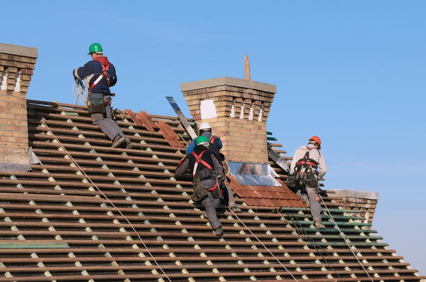 Roofing services in Indiana