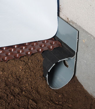 SmartDrain™ Crawl Space