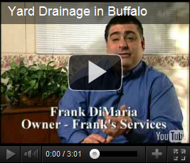 Yard Drainage in Buffalo