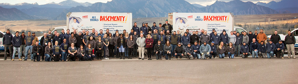 Meet The Team From Rod Martin's Complete Basement Systems