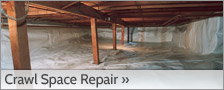 Crawl Space Repair in New York