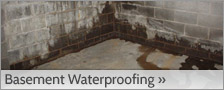 Basement Waterproofing in All of Long Island