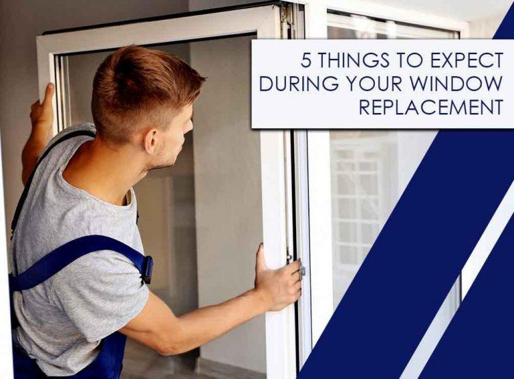 Window replacement doesn't have to be a taxing experience. In fact, when you know which things to expect, you can...