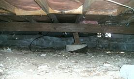 FLOOR JOIST REPAIR?