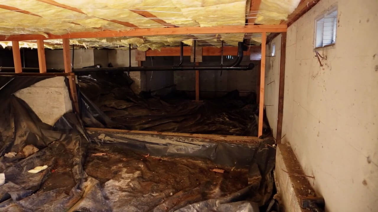 How to better insulate your crawl space - Image 1