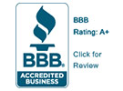 Peak Structural, INC. BBB accredited