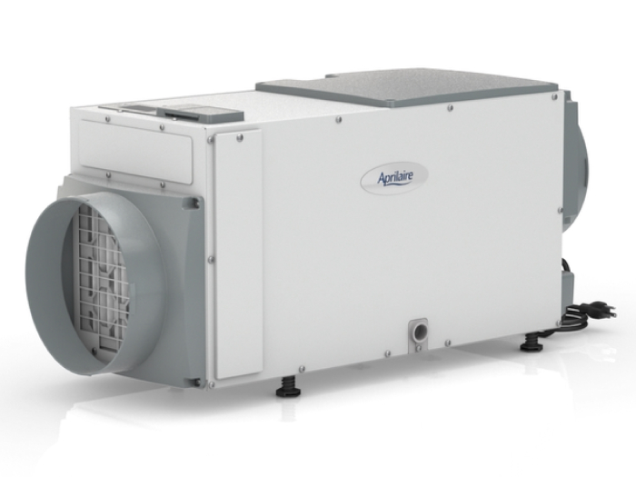 Aprilaire model 1850 dehumidifier for Minnesota, North Dakota and Eastern Montana basements