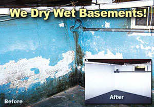 Wet basements are understandably undesirable and in some cases, quite hazardous. Prevent future basement water damage with basement waterproofing solutions!...