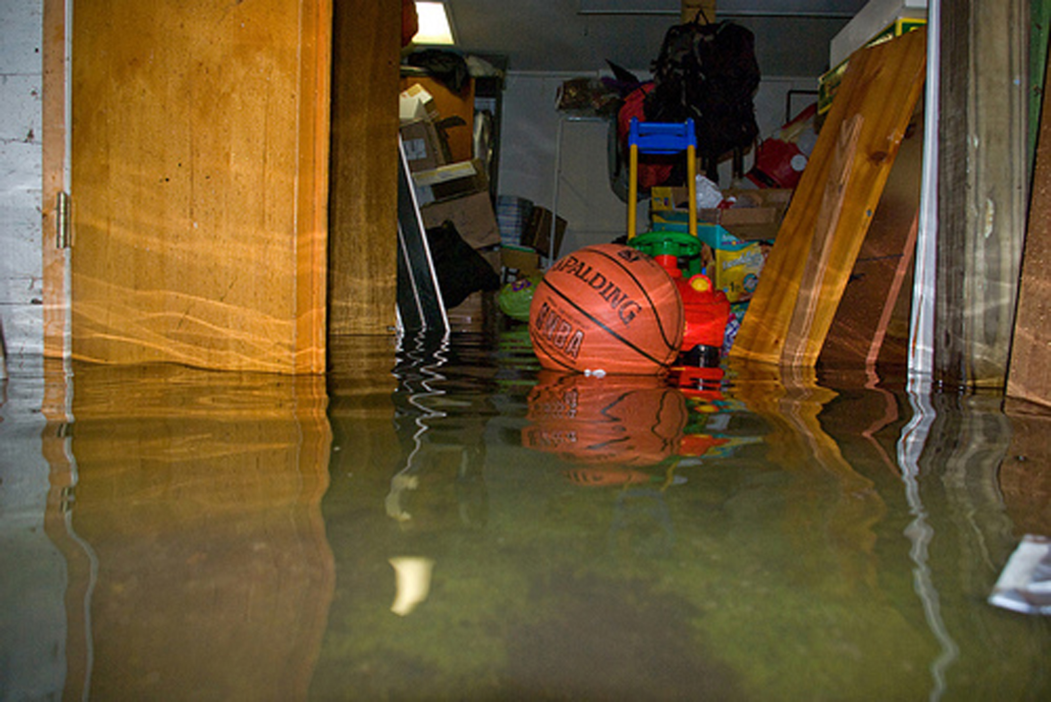 Three Immediate Actions to Take With A Flooded Basement