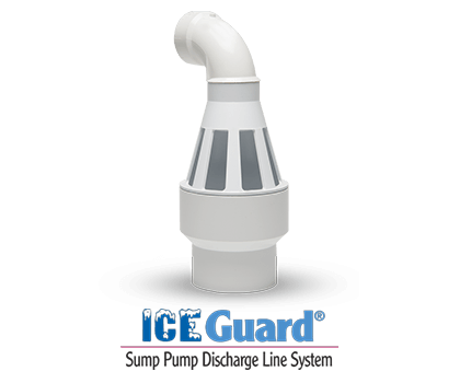 IceGuard® Sump Pump Discharge Line System