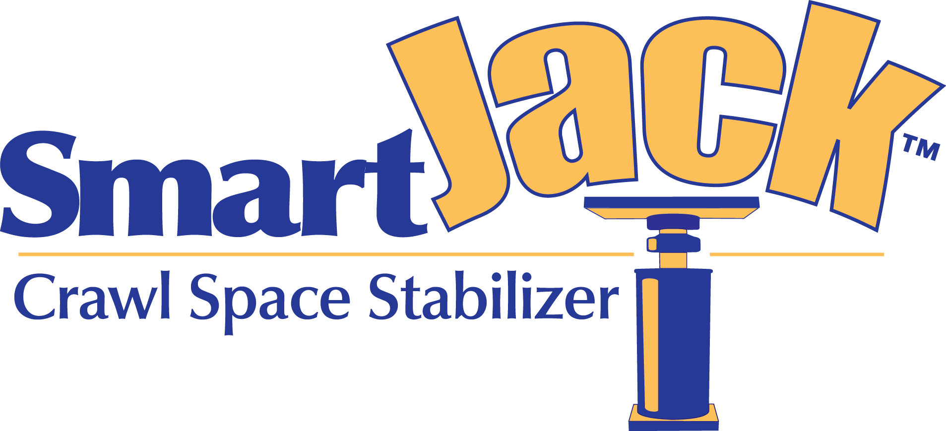 SmartJack® Crawl Space Support