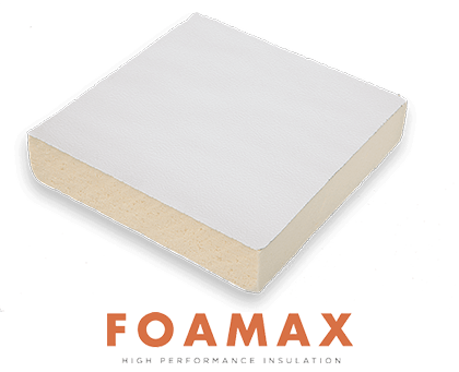Foamax® Basement Wall Insulation