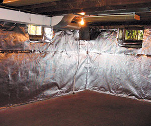 ThermalDry® Wall System : basement wrap insulation  - Aeropaca.Org