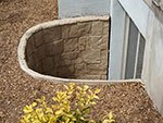 RockWell® Basement Egress Window Wells