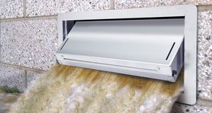 SmartVent® Flood Vent Insulated Model 1540-520