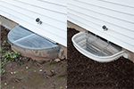 SunHouse™ Basement Window Well Enclosure