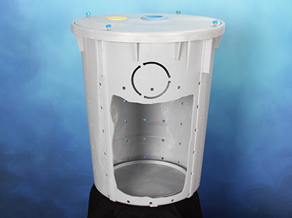 SuperLiner Sump Pump Basin