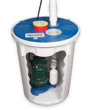 SuperSump® Premier Sump Pump System