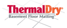 ThermalDry® Waterproof Basement Floor Matting