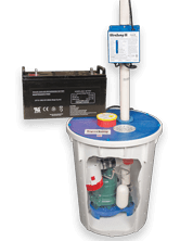 UltraSump® Battery Backup Sump Pump System