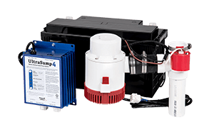 UltraSump Battery Backup Sump Pump System product