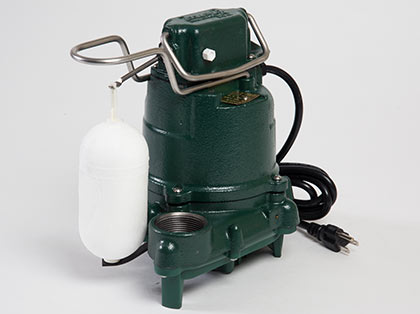 Zoeller Sump Pump Systems