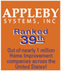Appleby Systems Ranked 39th