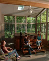 Sunroom Addition in Carlisle