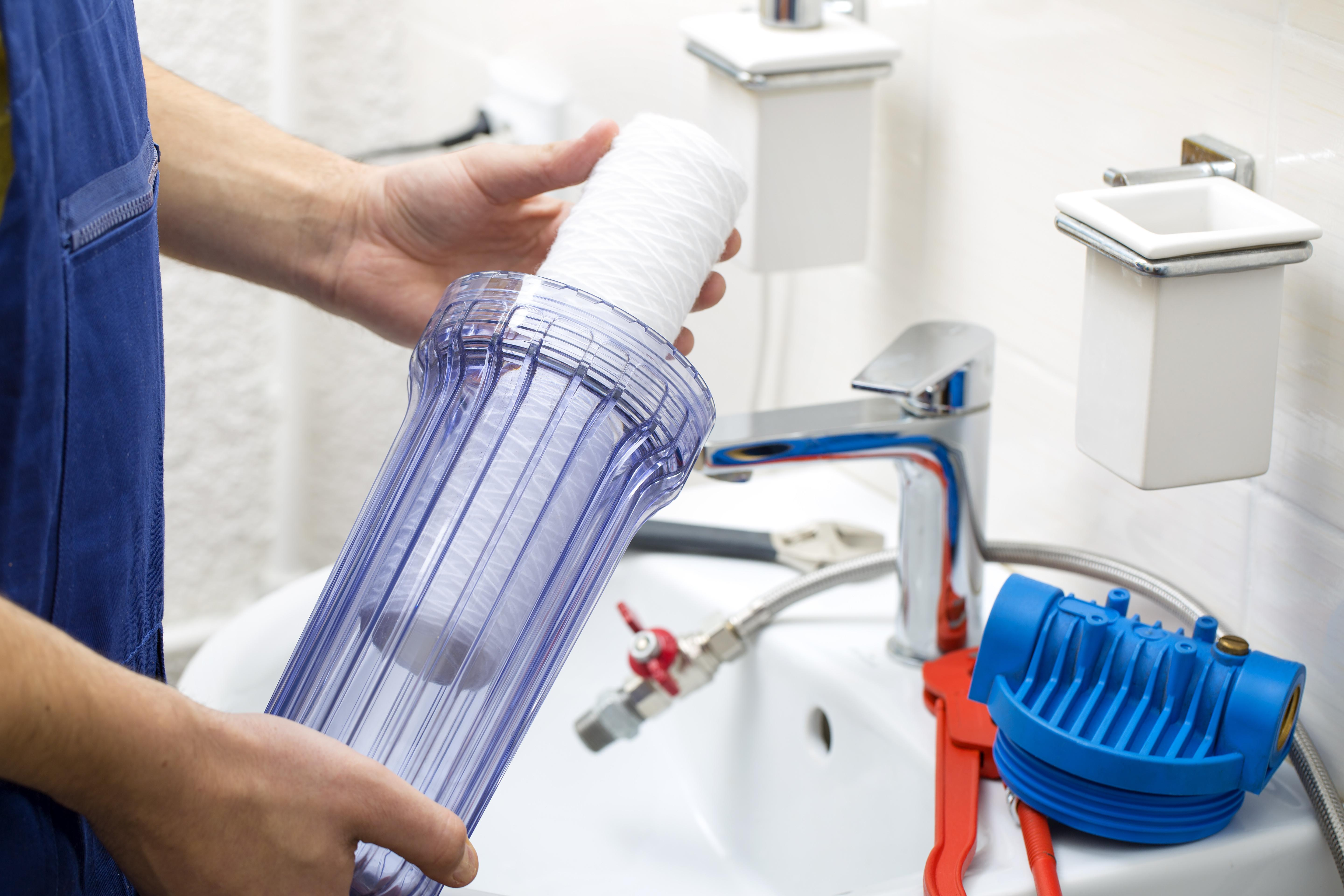 Lately, more and more people have been installing water filters in their home. There are a handful of reasons why...