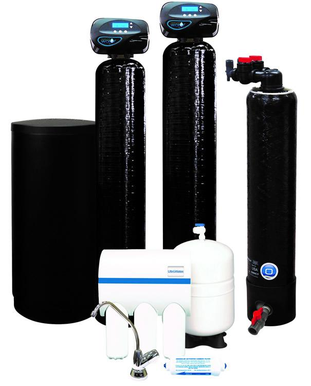 Carolina Fresh Water Whole House Water Treatment