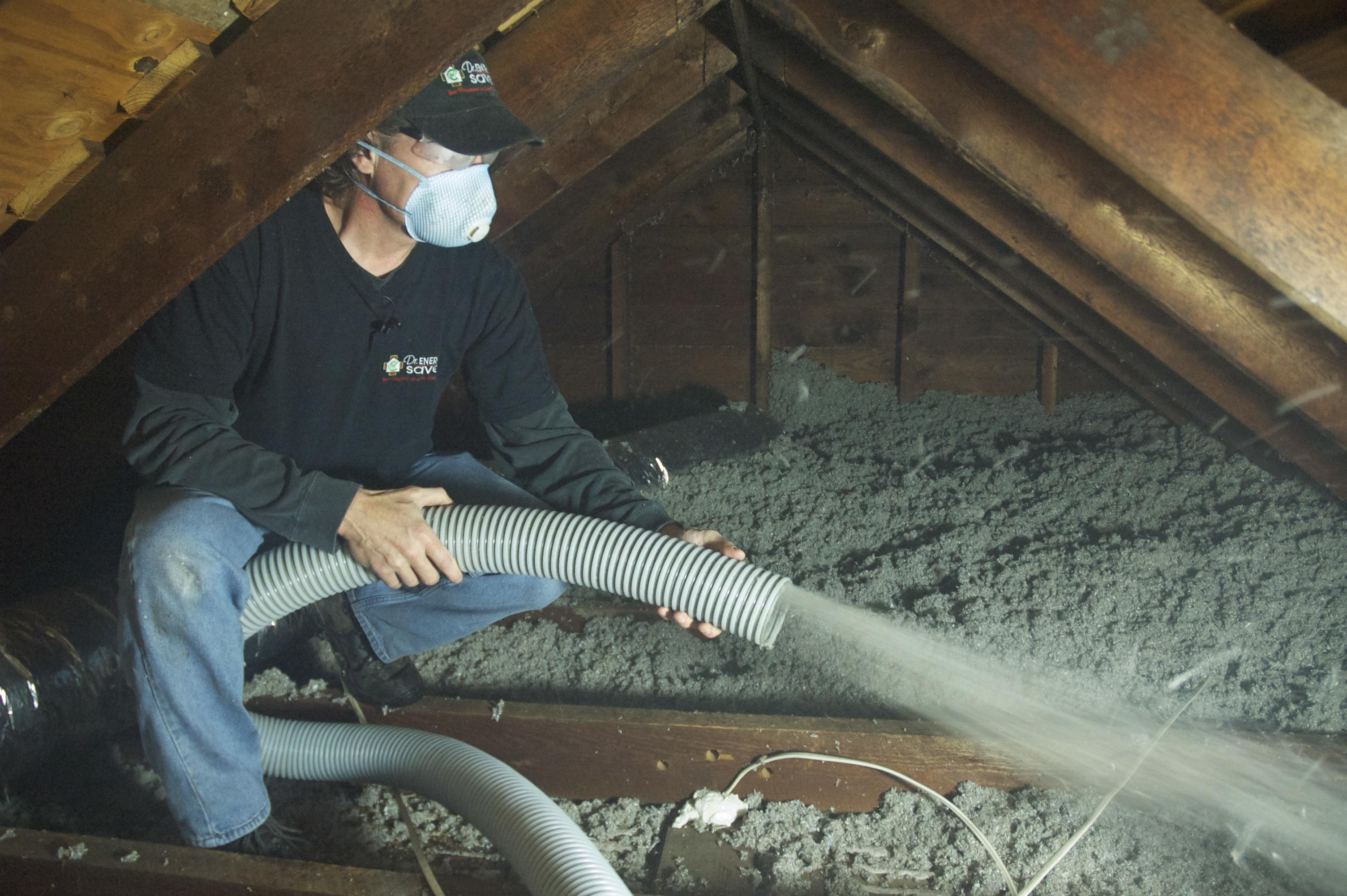 Attic Insulation in Connecticut