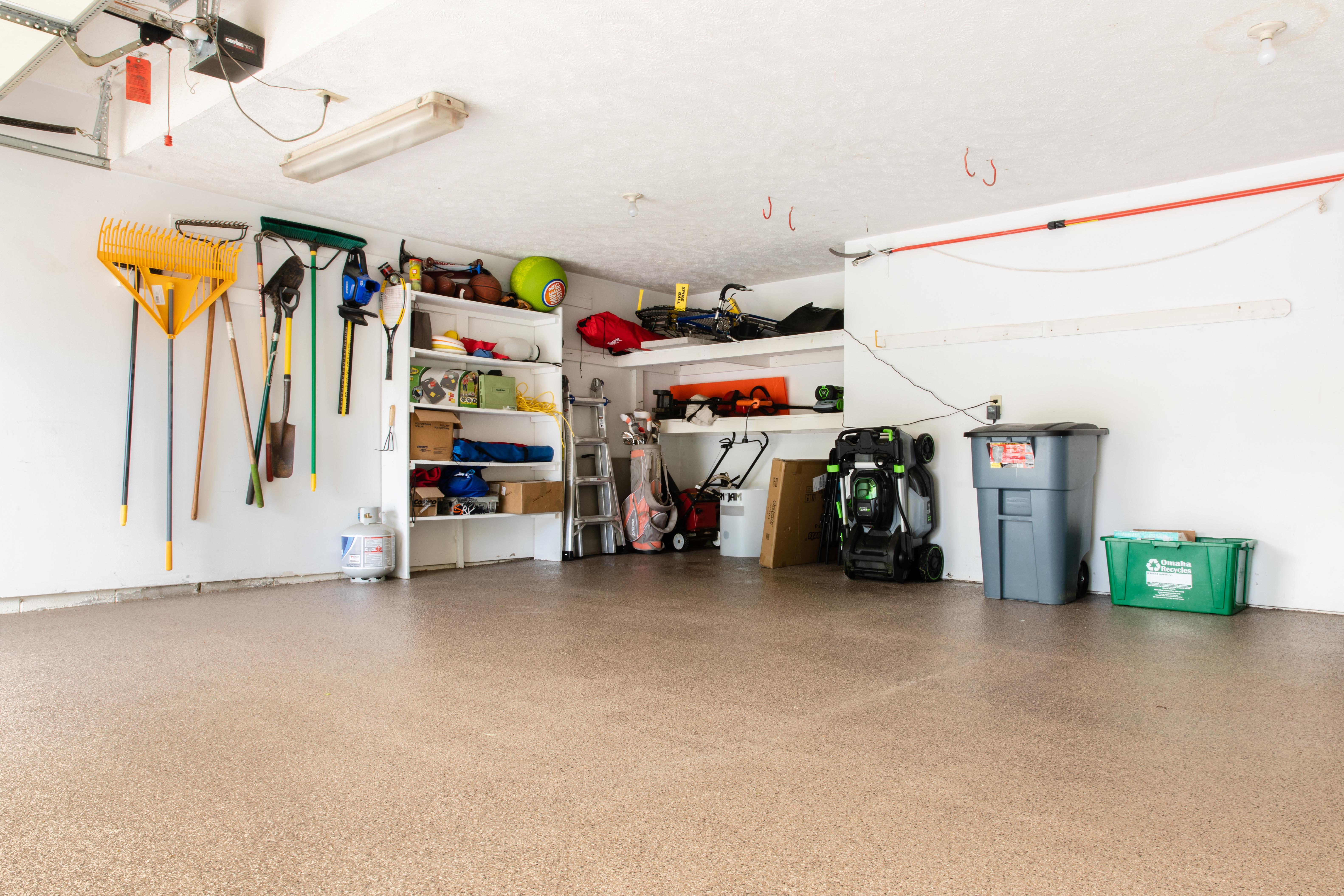 We all love the look of a brand-new garage floor - especially when it's been coated to give it a...