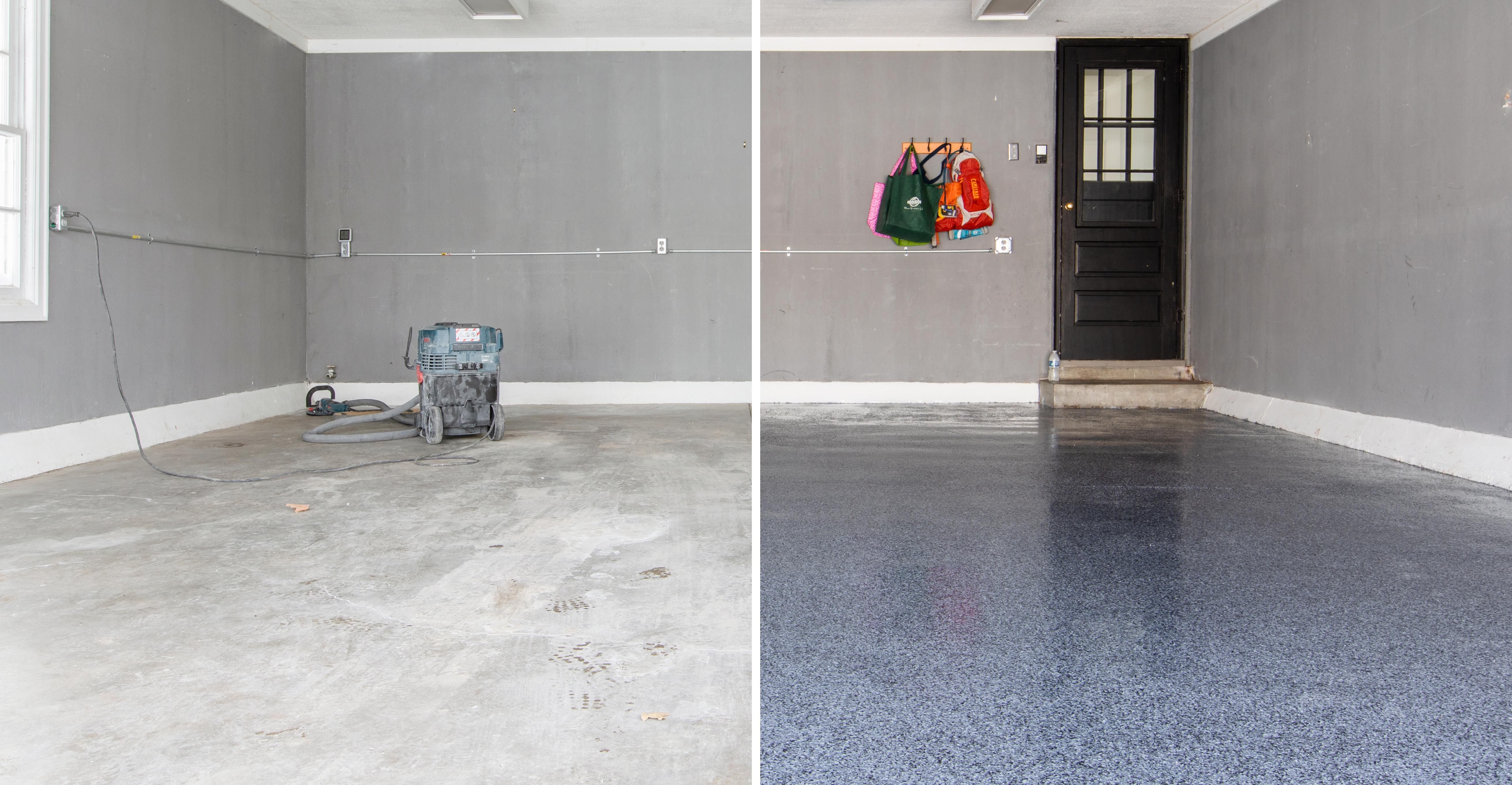 Each option for your garage floor has its advantages, whether it be price, ease of installation, or look and durability....