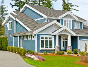 Beautiful home siding in Hillsboro